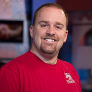 Tony Laubach Storm Chaser